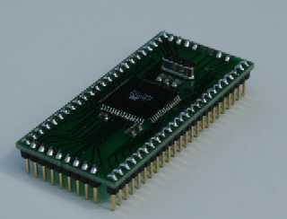 AtMega128 adapter ( SMD to wired )